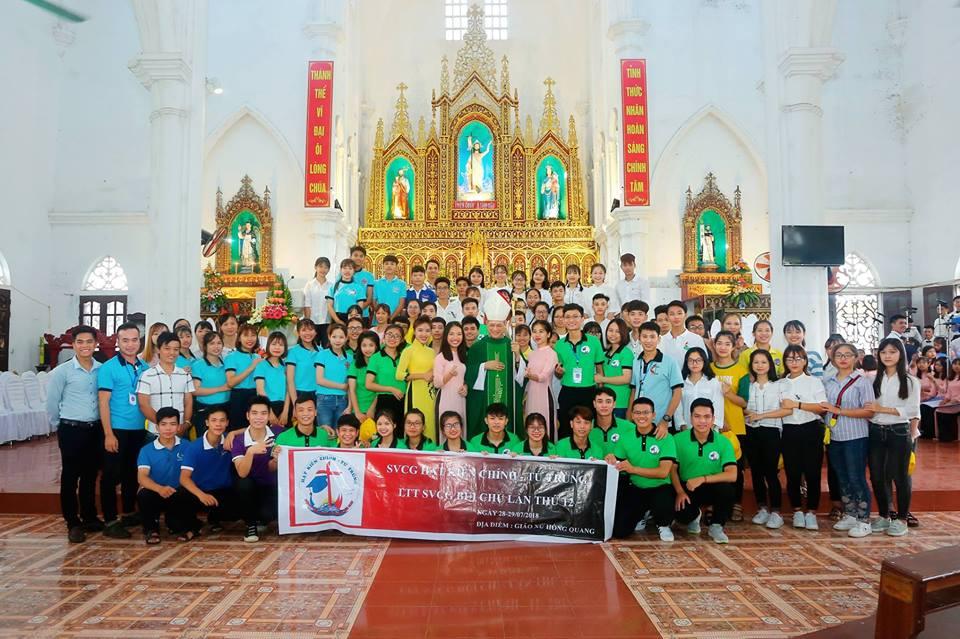 Hạt Kiên Chính – Tứ Trùng, Đăng Cai LTT SVCG Bùi Chu lần thứ 13( năm 2020) Xin tri ân!