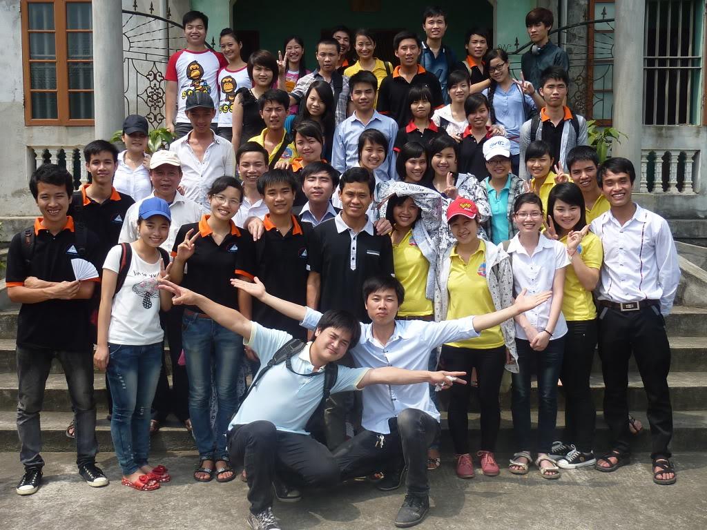 Hành trình về Bắc Ninh của nhóm SVCG Cổ Nhuế