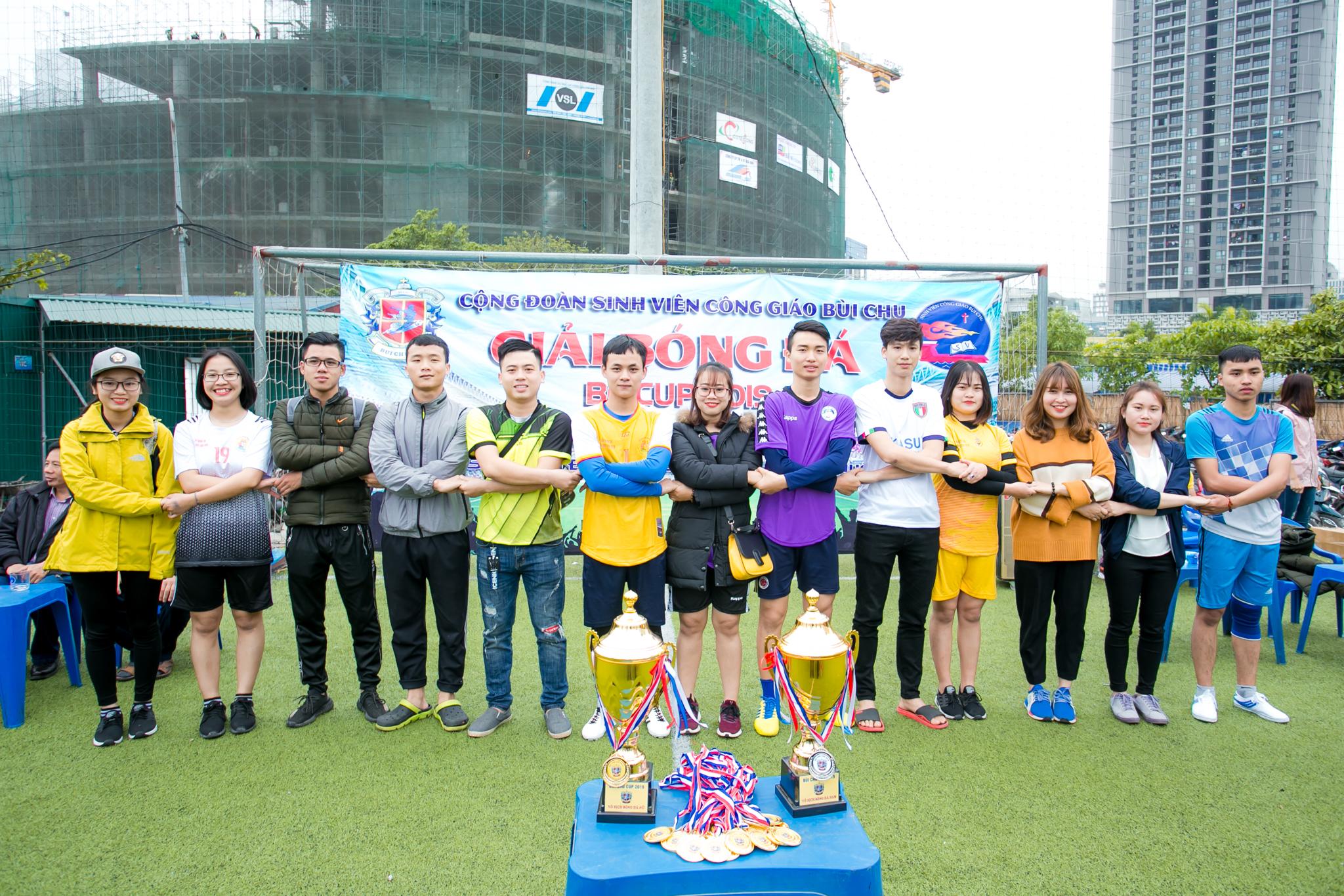 KHAI MẠC BUI CHU CUP 2019